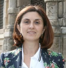 La giornalista e scrittrice Eleonora Iannelli