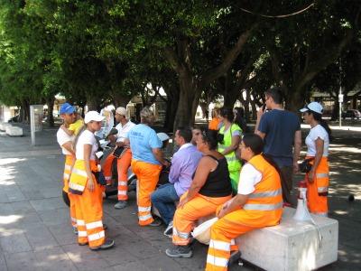 Il lavoro dopo il COVID-19: anche la Sicilia partecipa alla manifestazione di CGIL, CISL e UIL