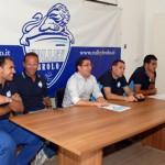 25 luglio 07.30  Presentazione del nuovo allenatore della Volley Brolo