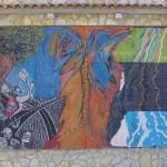 """2 agosto 10.34  Alluvione Giampilieri, domani inaugurazione della seconda opera della """"Montagna ad Arte"""""""