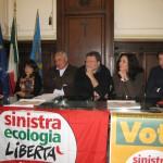 """I candidati di SEL: """"Ripartiamo dal Mediterraneo"""""""