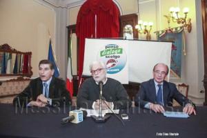 Messina conferenza stampa exAN Buzzanca Nania Formica