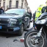 #Notte di Natale. Due incidenti si sono verificati a Messina e Barcellona Pozzo di Gotto
