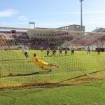 Un super Corona trascina l'ACR: la Vigor Lamezia battuta 1-0
