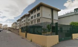 Il carcere di Messina Gazzi