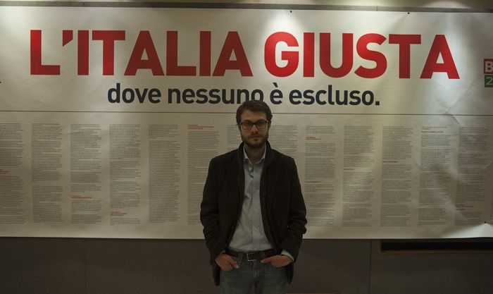 Fausto Raciti, segretario regionale PD