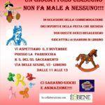 #Catania. Giocattoli nuovi per i bimbi del quartiere Librino