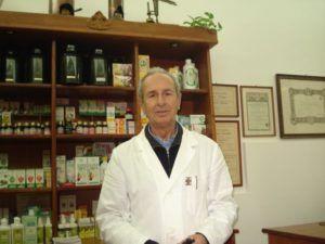 Il dottor Giuseppe Di Prima