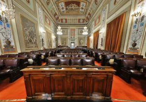 Sala d'Ercole all'ARS