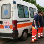 #Messina. Incidente a Sant'Agata, grave il centauro investito da un furgone