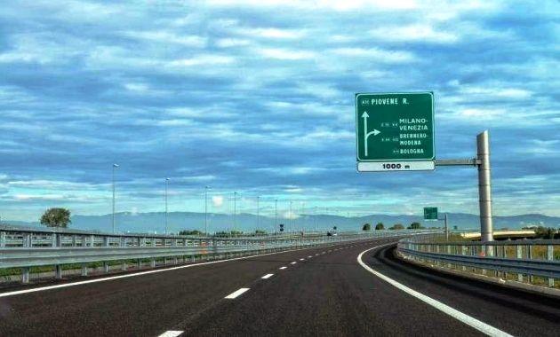 Autostrada Milano-Venezia