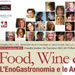 Dalla Sicilia a Cinecittà con Food, Wine & Co.