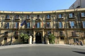 Palazzo d'Orleans a Palermo, sede del Governo regionale