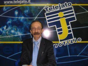 Il direttore di Telejato Pino Maniaci