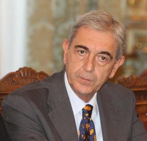 Il prefetto di Messina Stefano Trotta (Foto Paolo Furrer)