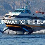 #Messina. Aliscafo della Ustica Lines bloccato in mare per il maltempo