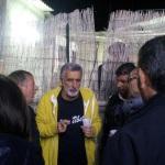 #Messina. Il sindaco Accorinti, l'isolato 13 e l'albero di Natale