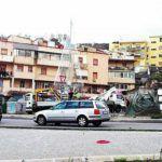 #Messina. L'albero di Natale del Comune all'isolato 13
