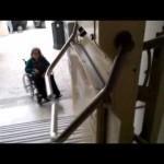 #Trapani. Disabile lasciata fuori da un Ufficio Postale ad Alcamo per 45 minuti