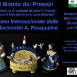 """#Palermo. Inaugurata la mostra """"Il mondo dei presepi"""""""