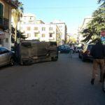 #Messina. Tragedia sfiorata: carambola di auto e schianto finale