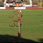 Il Messina impatta 2-2 a Ischia. Si sblocca Bjelanovic