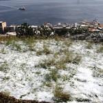 #Meteo a Messina. Neve sui Peloritani e la temperatura massima a 12 C°