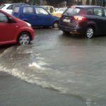 #Palermo. Nubifragio in città, strade allagate e disagi