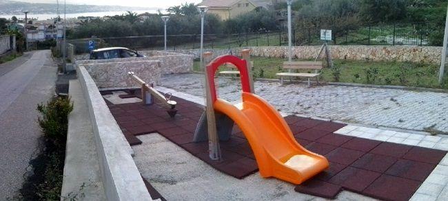 Parco giochi a Granatari
