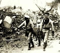 Terremoto1908. Soccorsi inefficienti e saccheggi in uniforme