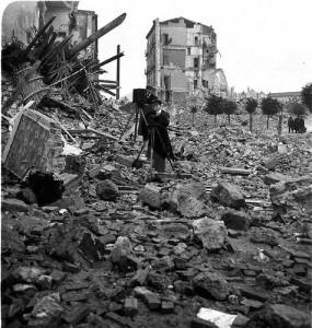 Terremoto 1908, fotografi