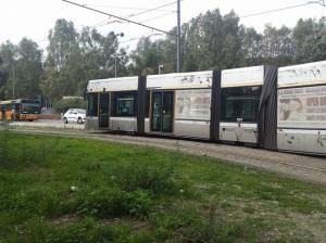 Tram spezzato Villa Dante 3-12-2014 a