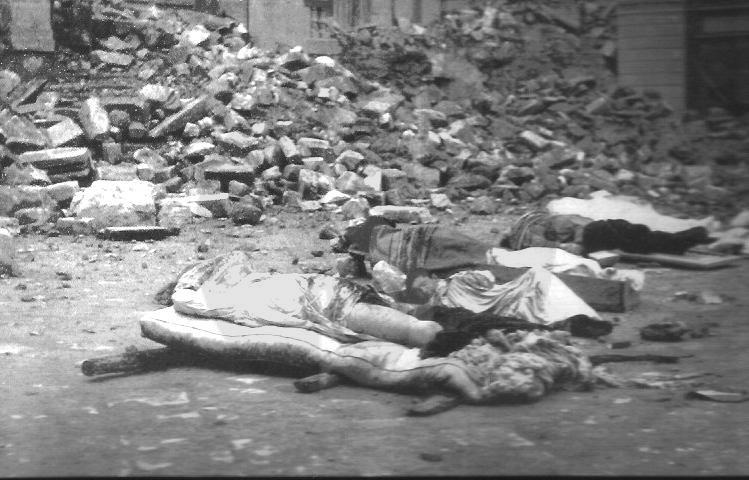 Terremoto1908. Un nuovo DNA per i messinesi di oggi