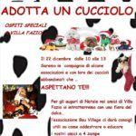 """#Catania. """"Adotta un cucciolo"""", evento a Villa Fazio a Librino"""