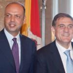 """#Regione. Il ministro Alfano in Commissione Antimafia, Ardizzone: """"Segnale di grande sensibilità"""""""