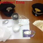 #Enna. Nasconde la cocaina in giardino i Carabinieri lo arrestano