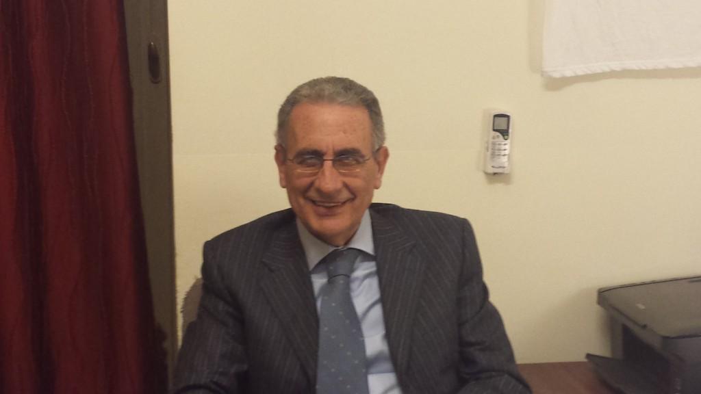 Il deputato nazionale, Angelo Attaguile, segretario nazionale e coordinatore per la Sicilia di Noi con Salvini