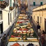 #Siracusa. Infiorata di Noto, bando per collaborare con gli ospiti catalani