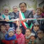 #Palermo. Il sindaco Orlando inaugura la scuola Agazzi a Borgo Nuovo