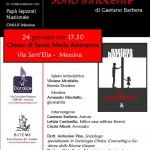 """""""Sono innocente"""" a Santa Maria Alemanna il libro di Gaetano Barbera"""