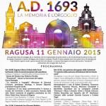 #Ragusa. Eventi in tutta la città per ricordare il terremoto del 1693