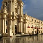 #Siracusa. In piazza Duomo il flash-mob Dante a mezzogiorno