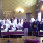 #Ragusa. Premiati gli chef stellati in Comune