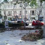 #LaMessinachenonvogliamo: la piazzetta Fulci