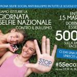 #Regione. Un Selfie nazionale contro il bullismo