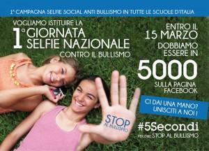5 secondi campagna