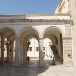 Al Collegio dei Gesuiti di Alcamo, Art on Loan da Ciullo d'Alcamo a Turi Simeti