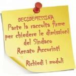 """#Messina. Gli ex sostenitori ad Accorinti: """"Dimettiti!"""""""