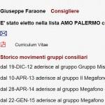 #Palermo. Maxi blitz antimafia, consigliere del Megafono arrestato per estorsione