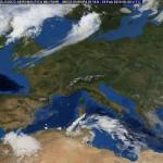 #Meteo a Messina. Parzialmente nuvoloso con brevi piogge